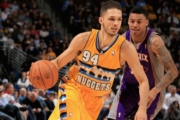 Golden State Warriors vs. Denver Nuggets Betting Odds: NBA Playoffs Preview
