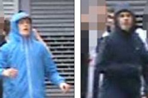 Police Release Images of Derby Troublemakers