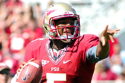 Meet Jameis Winston, College Football's Next Superstar
