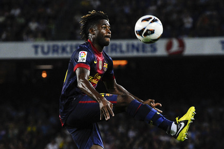 Arsenal Boss Arsene Wenger Says He Will Be Bidding to Bring Alex Song Back