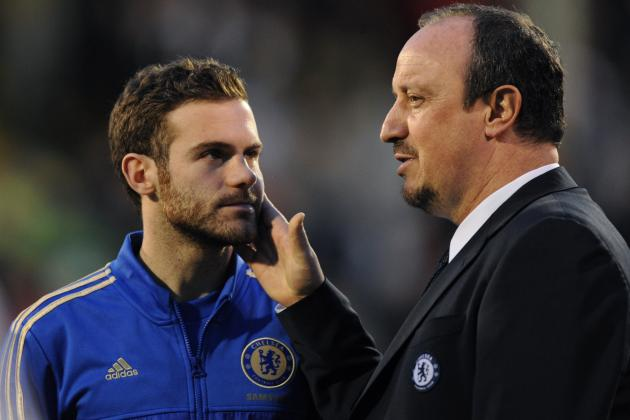 Chelsea's Spanish Midfielder Mata Is the Real Special Juan