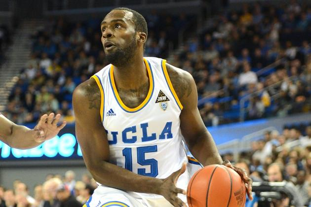 Best-Case, Worst-Case NBA Comparisons for UCLA Star Shabazz Muhammad