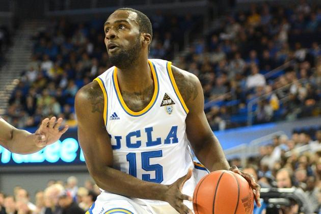 Best-Case, Worst-Case NBA Comparisons for UCLA Star Shabazz Muhammad