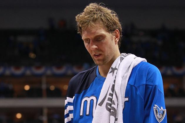 Dirk Nowitzki: 'I Belong to This City'