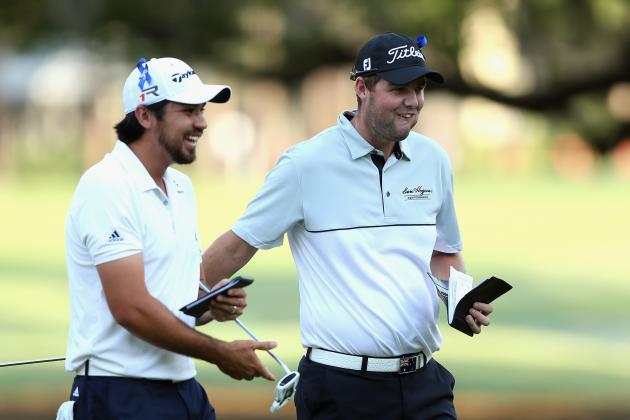 No Major Hangover for Day, Leishman