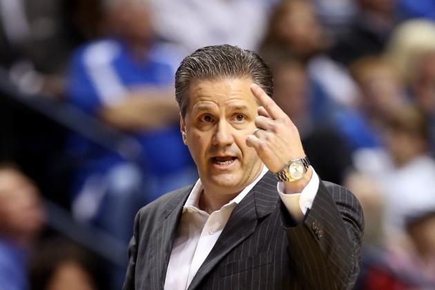John Calipari Talks Up His Three New Signees