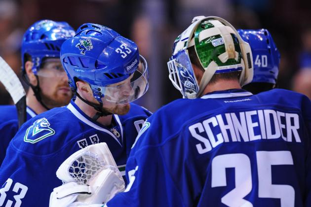 Vancouver Can Clinch Playoff Berth Against Surging Stars