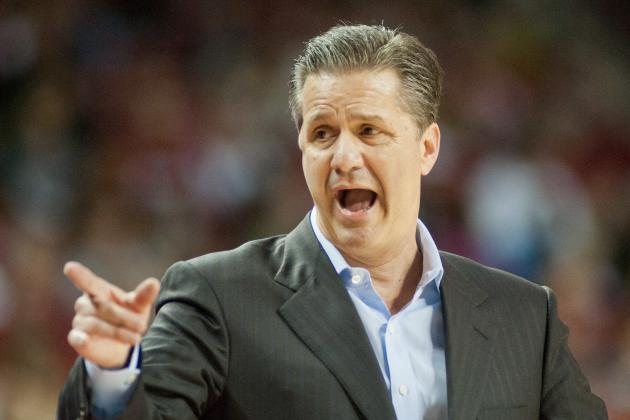 How John Calipari Can Learn from His 2013 Mistakes and Contend in 2014