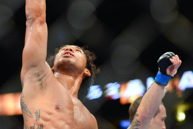 Benson Henderson Will Be Greatest Lightweight in History with Win over Melendez