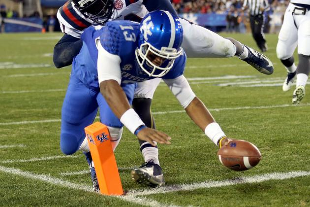 UK Football: QB Jalen Whitlow Says He Can Thrive in Wildcats' New Offense