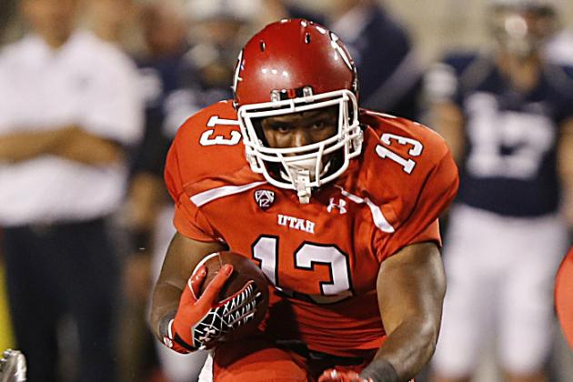 Ute Football: Kelvin York Is Back to Bolster Ute Rushing Attack