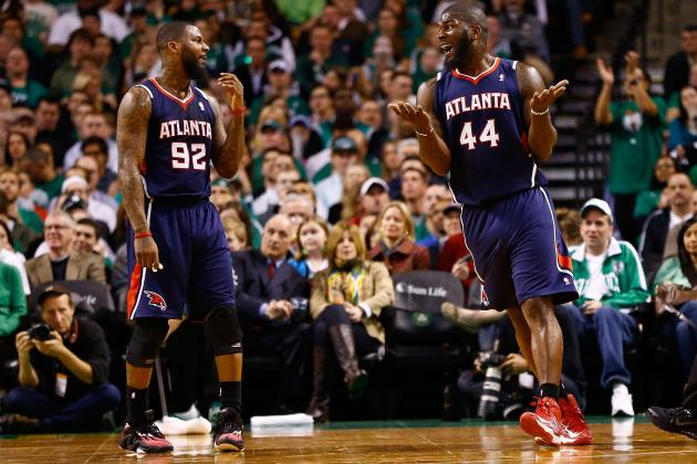 Atlanta Hawks Playoff Schedule 2013: TV Info and Predictions for First Round
