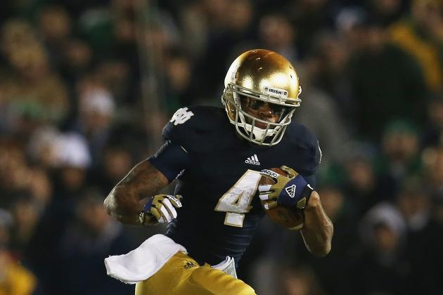 Notre Dame Spring Game 2013: Position Battles to Watch in Blue-Gold Clash