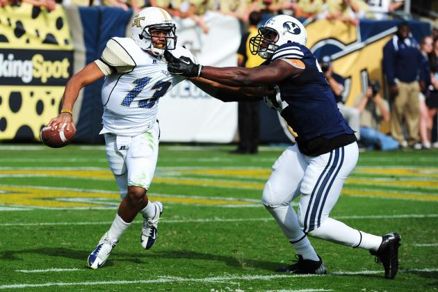 Ezekiel Ansah Scouting Report: NFL Outlook for BYU DE