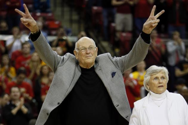 Maryland Honors Lefty Driesell