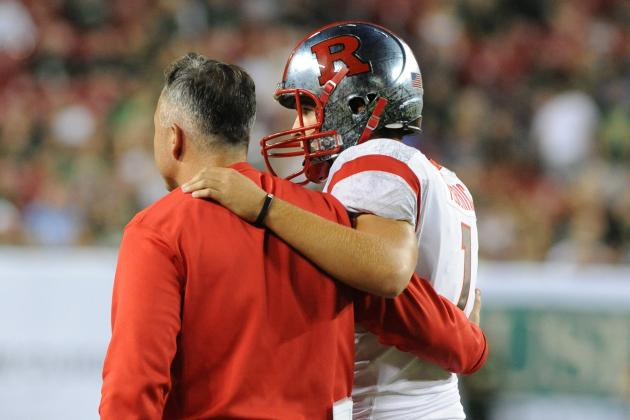 Rutgers' Kicker Kyle Federico Is Determined to Bounce Back from Hip Injury