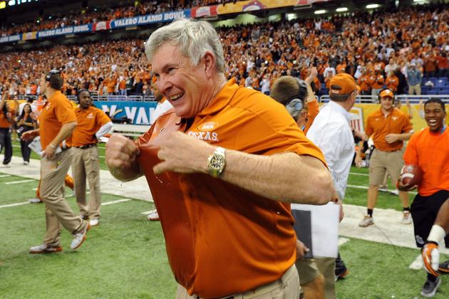 Texas Starts Atop the 2014 Recruiting Rankings