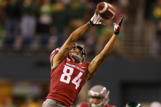 5 Players to Watch in the 2013 Washington State Spring Game