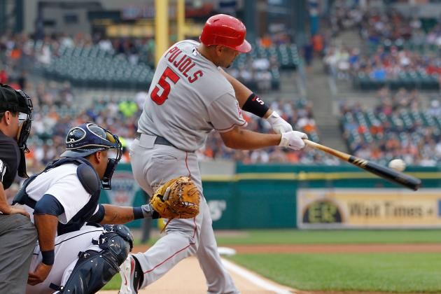 Will Albert Pujols or Miguel Cabrera Hit More Career Home Runs?