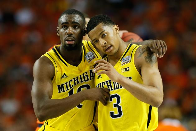 Beilein: Hardaway Jr., Burke Promise to Finish Degrees