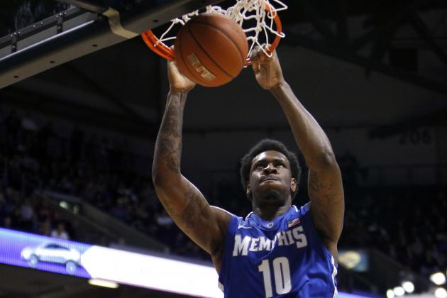 Gophers Set Sights on Memphis Forward Tarik Black