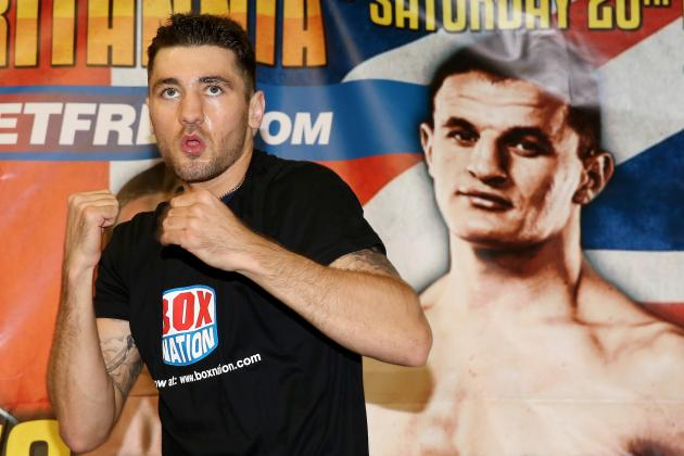 Nathan Cleverly vs. Robin Krasniqi: Fight Time, Date, Live Stream, TV Info, More