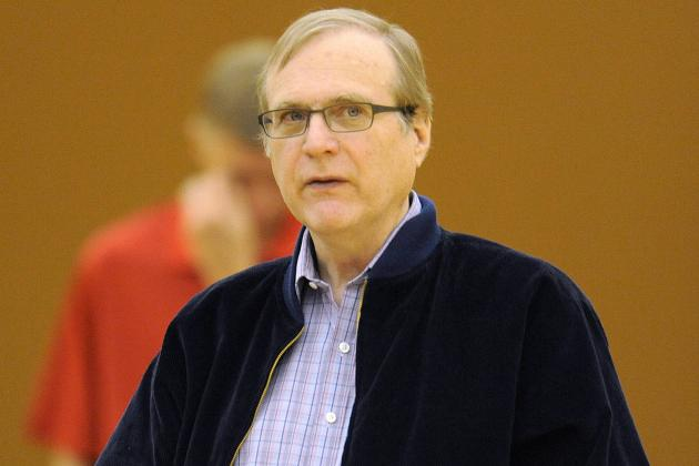 Q&A: Blazers Owner Paul Allen