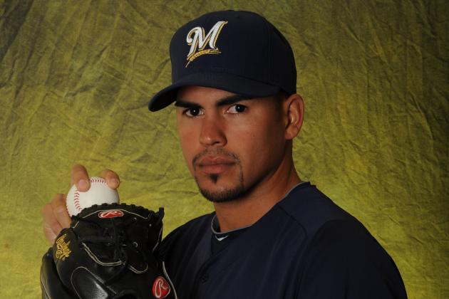 Hiram Burgos to Be Recalled; Mike Fiers Optioned to Nashville