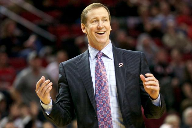 Terry Stotts After Trail Blazers' Season Finale: 'Win or Lose, Play Hard'