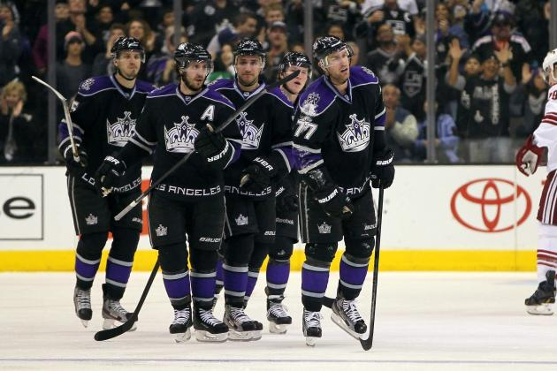 LA Kings Will Donate $10,000 to One Fund Boston