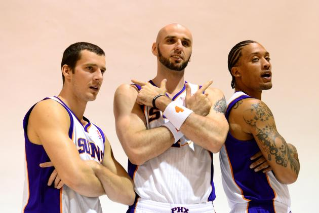 Phoenix Suns Need to Clean House This Offseason