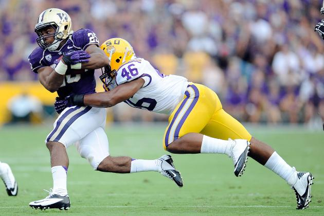 Kevin Minter Scouting Report: NFL Outlook for LSU ILB