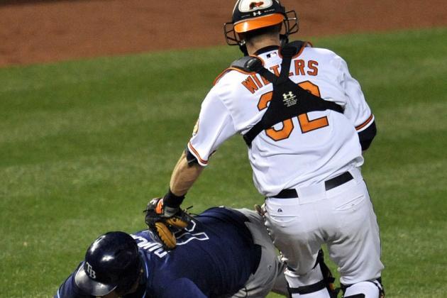 ESPN Gamecast: Rays vs. Orioles