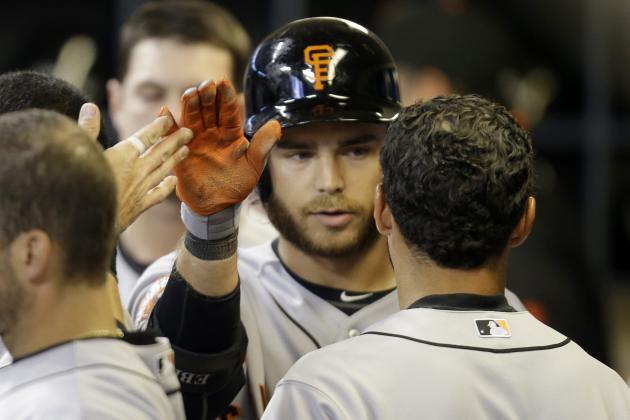 Extra Baggs: Crawford Borrows Posey's Two-Strike Approach