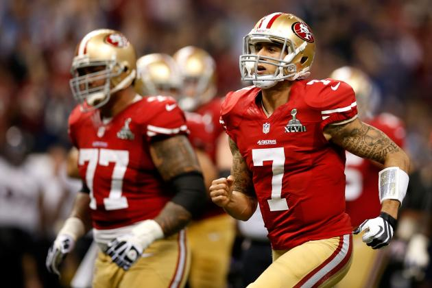 Colin Kaepernick: Super Bowl's Last Plays Not an Issue