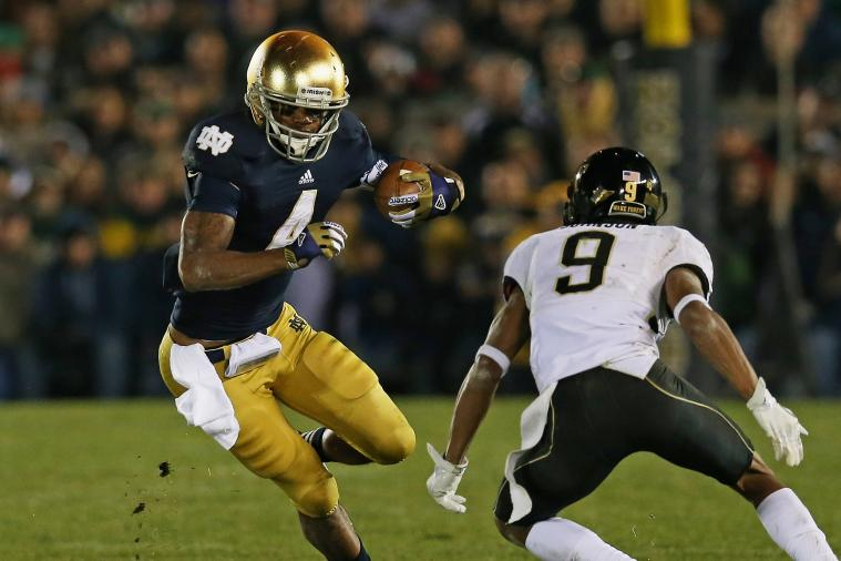 Notre Dame Spring Game 2013: Highlighting Critical Individual Matchups