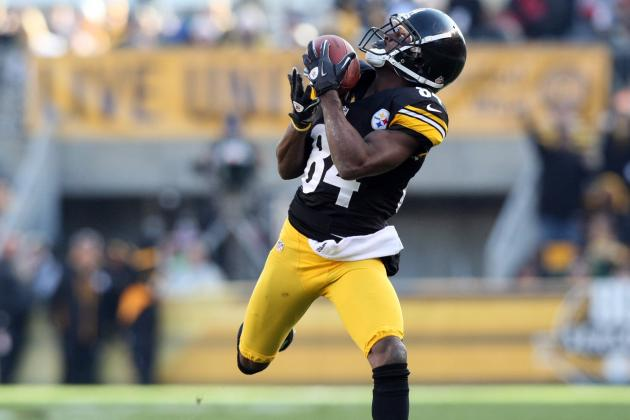 Antonio Brown Happy Steelers Kept Emmanuel Sanders