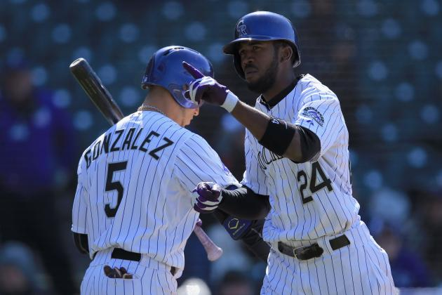 Six-Run Seventh Helps Rockies Crush Mets