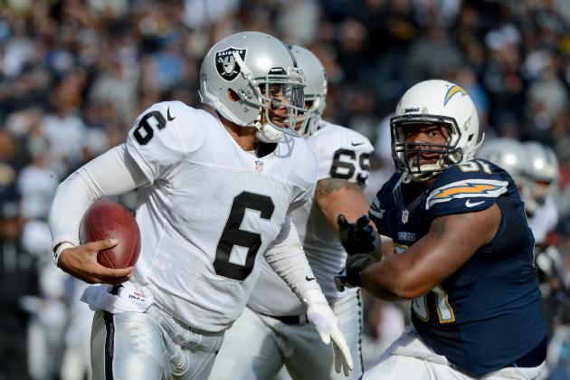 Terrelle Pryor Vows to Battle for Raiders' Starting Job