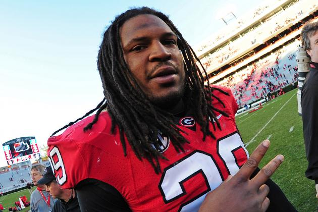 Georgia Football: Why Jarvis Jones Is the Greatest Linebacker in UGA History