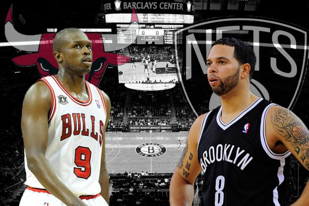 Chicago Bulls vs. Brooklyn Nets: Eastern Conference Round 1 Preview