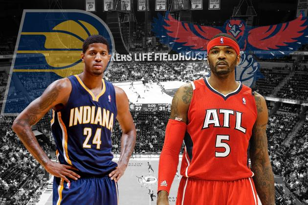 Atlanta Hawks vs. Indiana Pacers: Eastern Conference Round 1 Preview