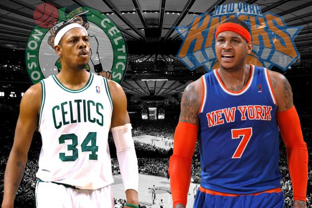 Boston Celtics vs New York Knicks: Eastern Conference Round 1 Preview