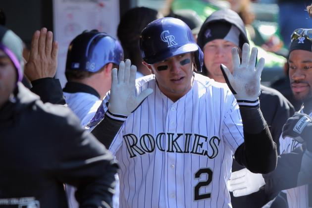 Rockies Blow out Mets to Win 6th Straight Behind Garland, Gonzalez
