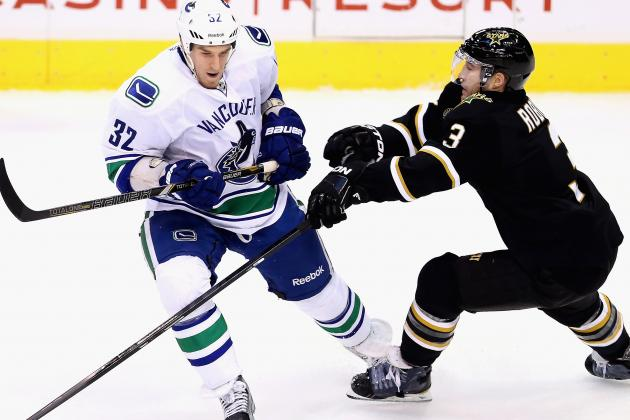ESPN Gamecast: Canucks vs. Stars