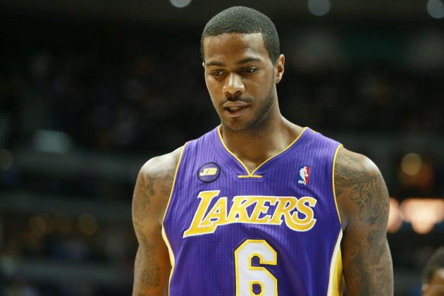 Earl Clark Must Be LA Lakers Sixth Man in 2013 Playoffs
