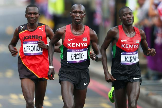 London Marathon 2013 Will See World Record Get Challenged