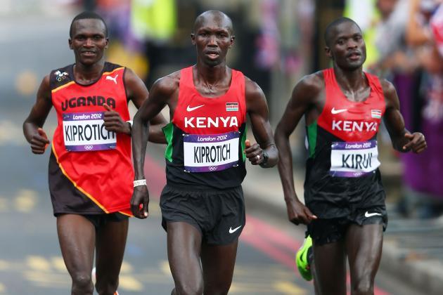 London Marathon 2013 Will See World Record Get Challenged