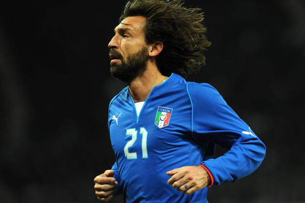 Andrea Pirlo: Where Does He Rank Among the Best Italian Midfielders Ever?