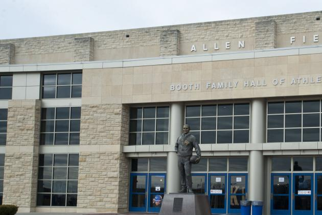 Kansas to Build $18M Facility for Naismith Rules